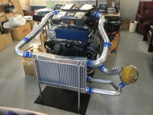 Z34のスーパーチャージャーキット