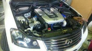 Y50 GTS7040スーパーチャージャー