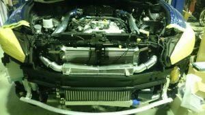 Y51 GTS7040スーパーチャージャー