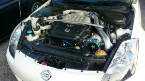Z33 GTスーパーチャージャー